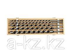 Сверло по дереву спираль Левиса набор ЗУБР 2948-450-H5, ЭКСПЕРТ, 12-14-18-20-25мм, 5шт.
