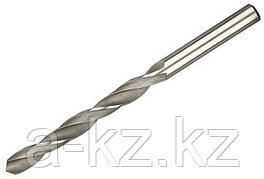 """Сверло ЗУБР """"МЕТ-В"""" по металлу цилиндрический хвостовик, быстрорежущая сталь Р6М5, 2,7х61мм, 2шт"""
