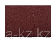 Лист наждачный шлифовальный ЗУБР 35520-080, МАСТЕР, универсальный, на бумажной основе, водостойкий, Р80, 230 х 280 мм, 5 шт.