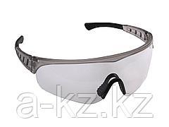 Очки защитные STAYER 2-110431, поликарбонатные прозрачные линзы