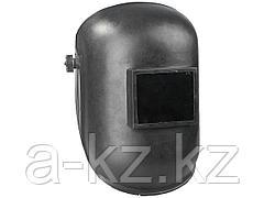 Маска сварщика 110803, НН-С-702 У1 с увеличенным наголовником, евростекло, 110 х 90 мм