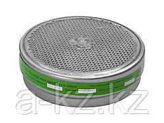 Фильтр сменный для промышленных противогазов РПГ-67, 11142_z01, марка К1 от паров аммиака, сероводорода, набор из 2 шт.