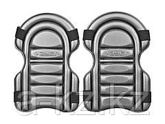 Наколенники для работы ЗУБР 11527, СТАНДАРТ, универсальные, резиновые, 2 в 1, используется как наколенник и как вставка в рабочую одежду
