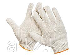 Перчатки STAYER МASTER трикотажные, 7 класс, х/б, L-XL, 11402-XL