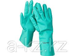 Перчатки нитриловые KRAFTOOL 11280-XL, маслобензостойкие, повышенной прочности, с х/б напылением, размер XL