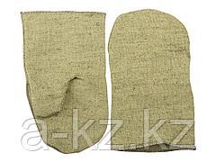 Рукавицы брезентовые, XL, 11422