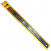 """Линейка STAYER """"PROFI"""" нержавеющая, двухсторонняя гравированная шкала, 0,3м"""