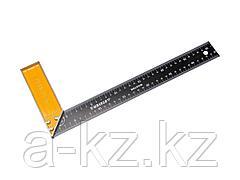 Угольник столярный STAYER 3430-35_z01, MASTER, стальное полотно, 350 мм