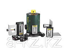 Лазерный уровень построитель плоскостей KRAFTOOL 1-34750-H6, PRO ROTARY LASER, самовыравнивающийся, 6 предметов