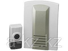 Звонок дверной беспроводной СВЕТОЗАР SV-58066, ВОЛНА, радиочастотный, 16 мелодий, 4,5 В