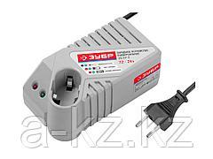 Зарядное устройство для аккумулятора, ЗУБР ЗБЗУ-У, универсальное для АКБ, 50 Гц / 7,2-24 В, 0,3-2 А, 220 В