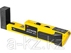 Детектор проводки и металла STAYER 45296, STANDARD TOPElectro, многофункциональный, 2 в 1