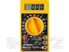 Мультиметр цифровой STAYER 45306, MASTER MAXDigital