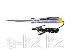 Пробник и тестер напряжения STAYER 2573-24V_z01, для автопроводки, 120 мм, флажок-подвеска