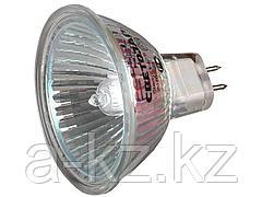 Лампа галогенная, СВЕТОЗАР, с защитным стеклом, цоколь GU5.3, диаметр 51мм, 35Вт, 12В, SV-44723