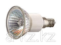 Лампа галогенная, СВЕТОЗАР, с защитным стеклом, цоколь E14, диаметр 51мм, 35Вт, 220В, SV-44833