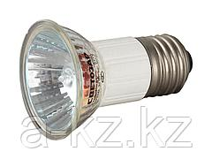 Лампа галогенная, СВЕТОЗАР, с защитным стеклом, цоколь E27, диаметр 51мм, 50Вт, 220В, SV-44845