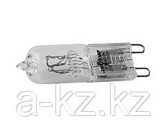 Лампа галогенная, СВЕТОЗАР, капсульная, прозрачное стекло, цоколь G9, диаметр 13мм, 60Вт, 220В, SV-44896-T