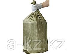 Мешки для мусора полипропиленовые STAYER 39158-95, MASTER, хозяйственные, зеленые, 95х55 см, 70л (40 кг), 10шт