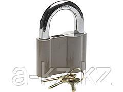 Замок навесной STAYER 37148-80, MASTER общего применения, дисковый механизм секрета, 75 мм