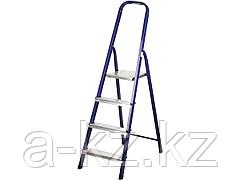 Лестница стремянка СИБИН 38803-05, стальная, 5 ступеней, 103 см