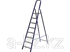 Лестница стремянка СИБИН 38803-08, стальная, 8 ступеней, 166см