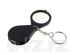 Лупа STAYER STANDARD карманная складная, 10 кратное увеличение, диаметр линзы - 30мм, 40521-30