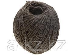 Шпагат льнопеньковый ЗУБР 50110-100, 1,4 мм х 100 м, 1,25 ктекс