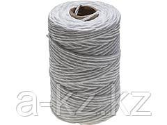 Шпагат полипропиленовый ЗУБР 50100-100, 2,0 мм х 100 м, 1,6 ктекс, цвет белый