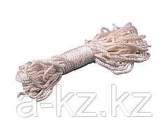 Веревка капроновая ЗУБР 50203, 3,1 мм х 20 м