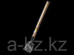 Вилы GRINDA кованые, копальные, с черенком, 180х220x1300мм