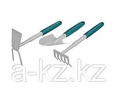 Набор садовых инструментов RACO 4225-53/475, 3 предмета: совок 4207-53481, грабельки -53484, мотыжка -53486