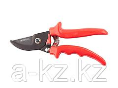Секатор садовый GRINDA 40222_z01, пластмассовые ручки, проволочная пружина, 200 мм