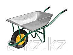 Тачка садовая строительная GRINDA  8-422395_z01, грузоподъемность 150 кг, 78 литров