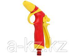 Пистолет распылитель для полива GRINDA 8-427181_z01, CLASSIC Quick-Connection System, пластиковый регулируемый, покрытие TPR