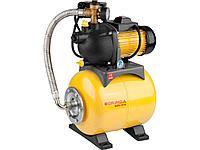 Насосная станция GRINDA GAPS-70-50, автоматическая, пропускная способность 3600 л/час, высота подачи воды 45 м, 1100 Вт