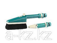 Набор RACO для мойки: щетка, распылитель и два соединителя, 1/2, 4260-55/407C