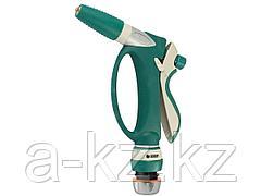 Пистолет распылитель для полива RACO 4256-55/334C, Profi-Plus, металл. корп., регулируемый, с соединит.,1/2