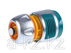 Соединитель RACO Profi-Plus (шланг-насадка) с автостопом, усиленный пластик, 1/2, 4247-55098B
