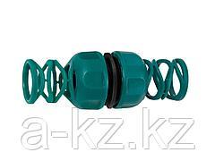 Муфта RACO ORIGINAL шланг-шланг, 3/4 с защитой от перегиба, 4250-55228C