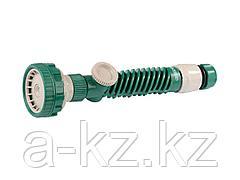 Распылитель для полива RACO 4255-55/421C, Original, 5-позиционный, с вентилем и соединителем, 1/2
