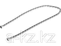 Подводка гибкая для воды ЗУБР 51005-G/G-120, оплетка из нержавеющей стали, г/г 1/2 - 1,2 м