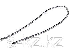 Подводка гибкая для воды ЗУБР 51005-G/S-120, оплетка из нержавеющей стали, г/ш 1/2 - 1,2 м