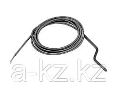 Трос сантехнический СИБИН 51906-050, длина 5 м, диаметр 6 мм
