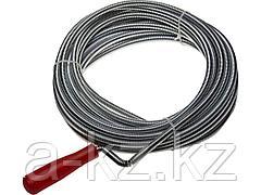 Трос сантехнический ЗУБР 51902-10 МАСТЕР, длина 10 м, диаметр 10 мм