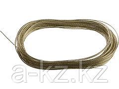 Трос стальной в оплетке ПВХ STAYER 50145-2, MASTER, 20 метров, 2 мм