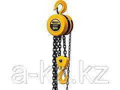 Таль цепная ручная STAYER 4308-3_z01, PROFI, шестеренная, 3т / 3 м