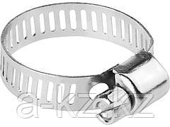 Хомут металлический STAYER стальной оцинкованный, 14-27 мм, 5шт, 3780-14-27_z01