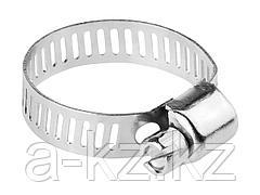 Хомут металлический STAYER оцинкованный, 18-25 мм, 5шт