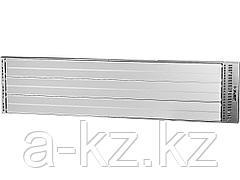 Инфракрасный обогреватель потолочный ЗУБР ИКО-К3-4000-Ф, МАСТЕР, рифлёная панель, закрытого типа, ТЭН, 4,0 кВт, 2,5 м, 380 В